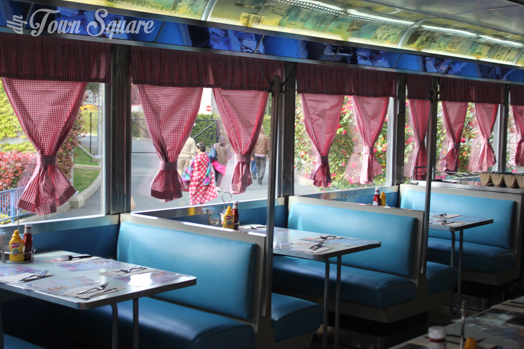 Café des Cascadeurs Disneyland Paris