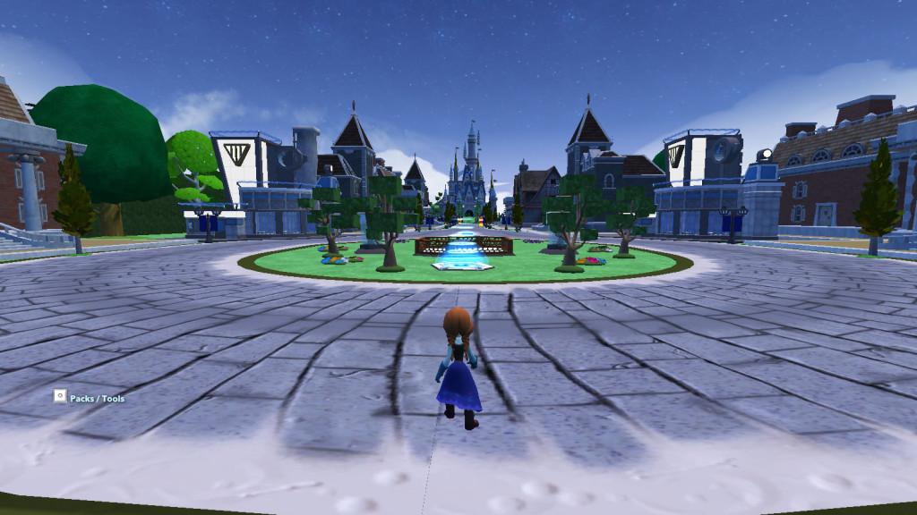 Infinity Main Street