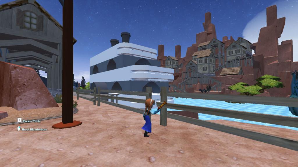 Disney Infinity Thunder Mesa