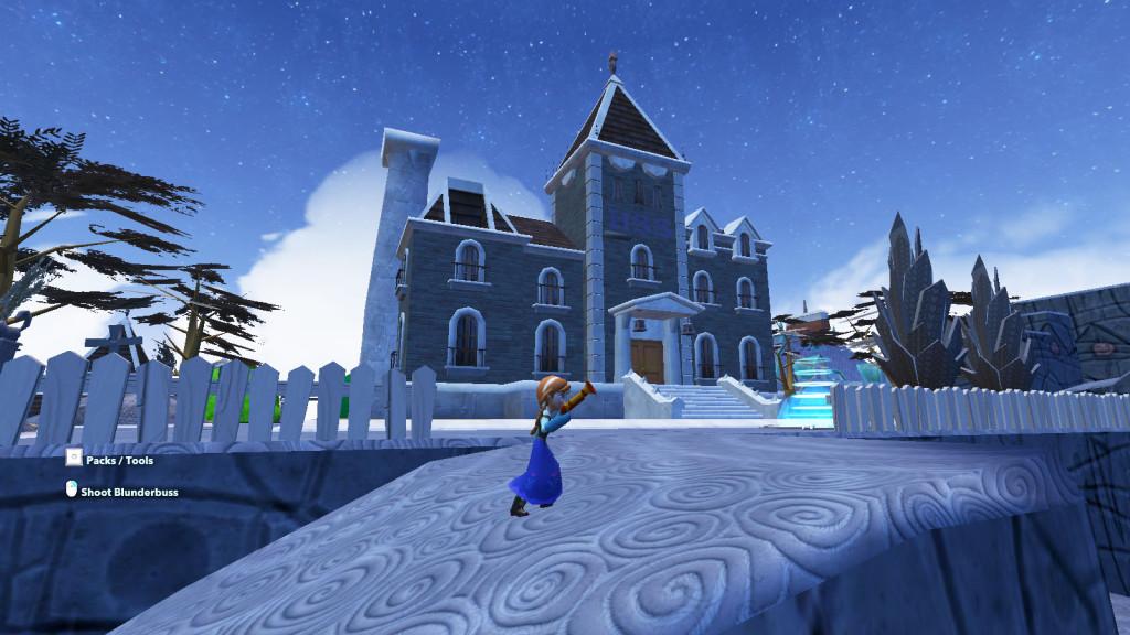 Phantom Manor in Disney Infinity