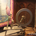 Spinning Wheel, Disneyland Paris Castle