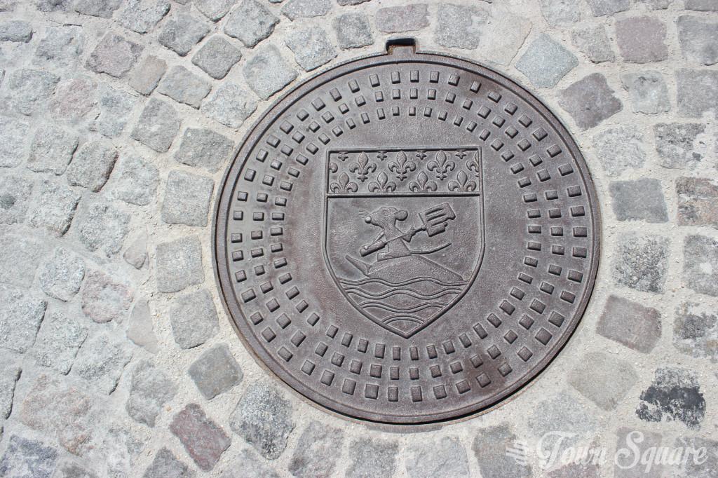 La Place de Rémy Manhold cover at Disneyland Paris