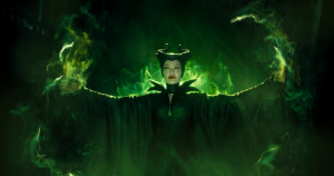 Maleficent, 2014 film.