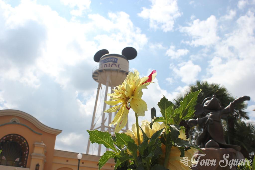 Front Lot in Walt Disney Studios Park