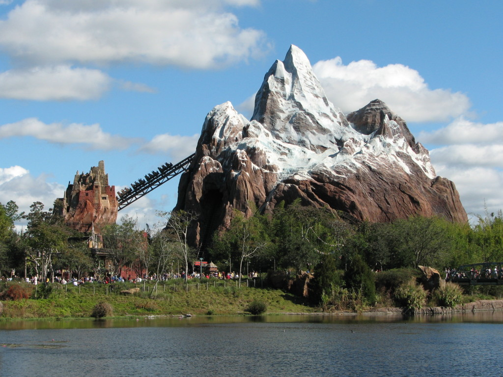 Expedition Everest in Disney's Animal Kingdom