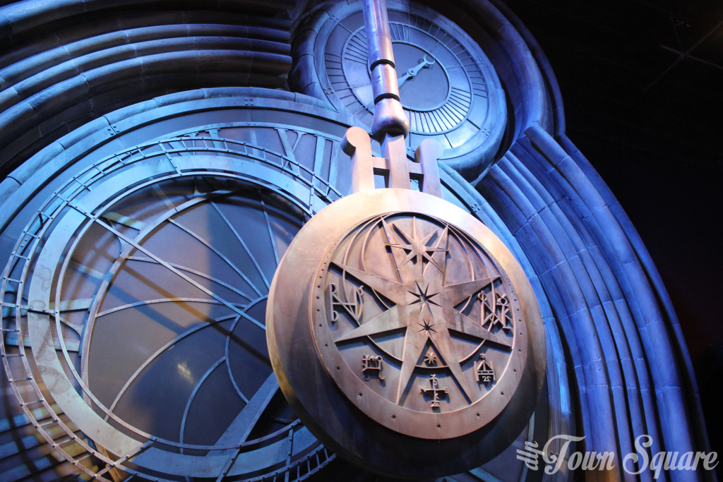 Hogwarts Clock - Harry Potter London
