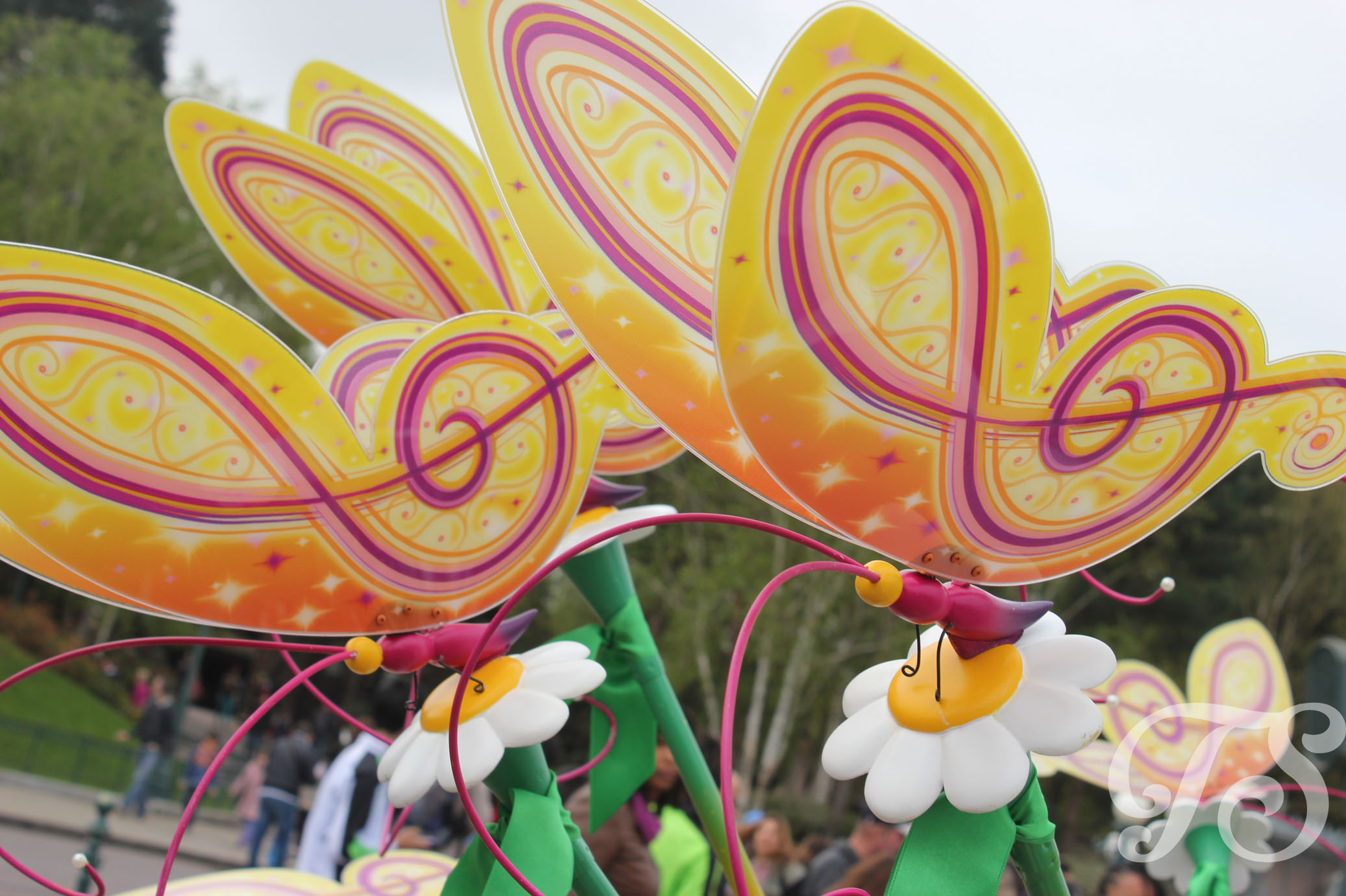 The Future Of Swing Into Spring At Disneyland Paris Dlp Town