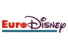 The Euro Disney logo