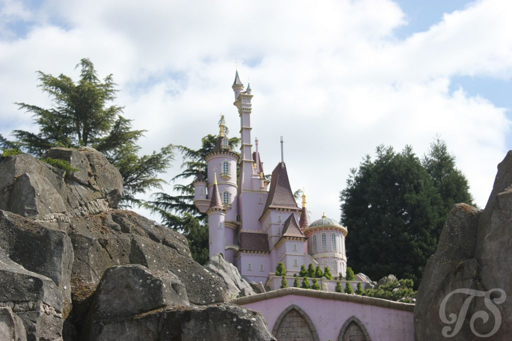 Beast's Castle Disneyland Paris