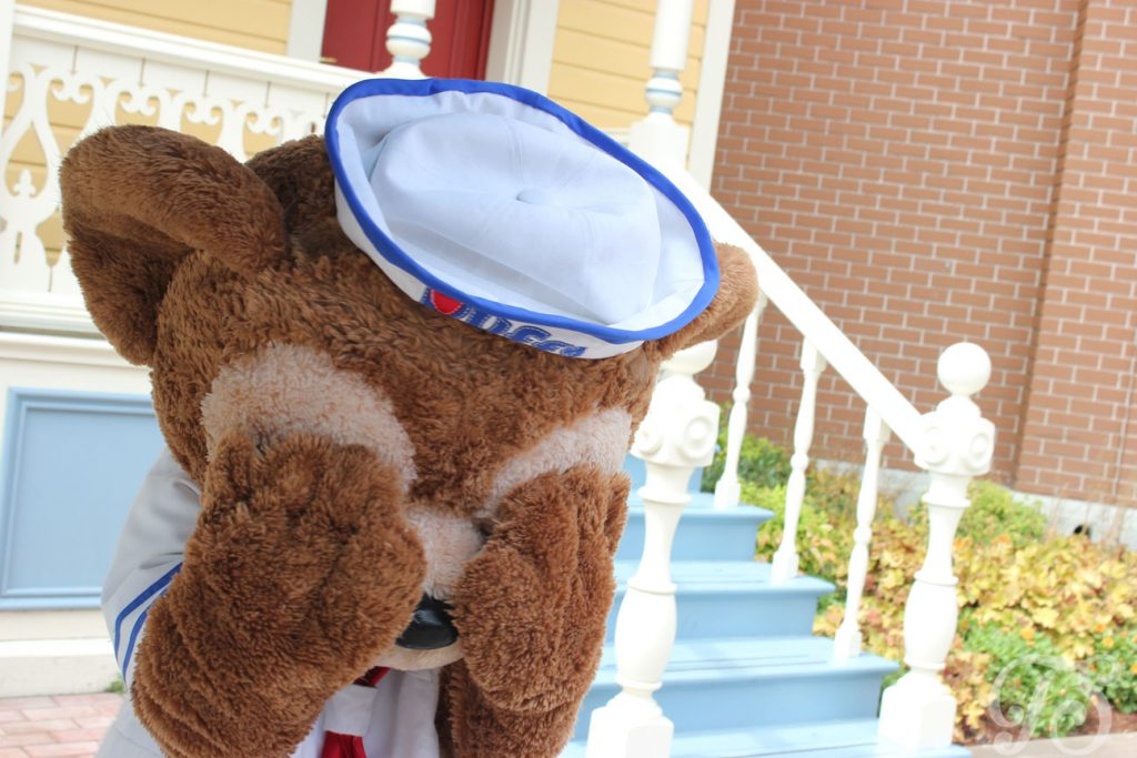 Duffy Disneyland Paris