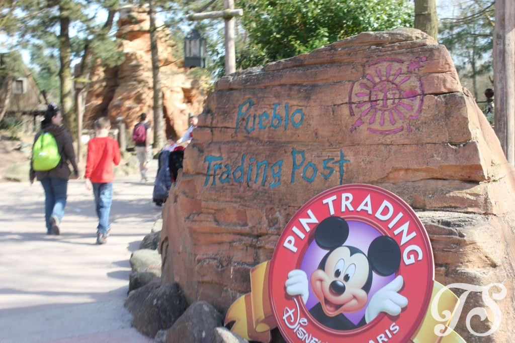 Pueblo Trading Post in Frontierland Disneyland Paris