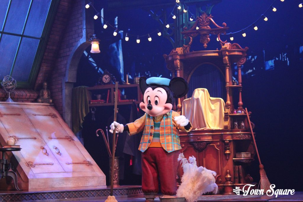 Mickey in Mickey and the Magicin