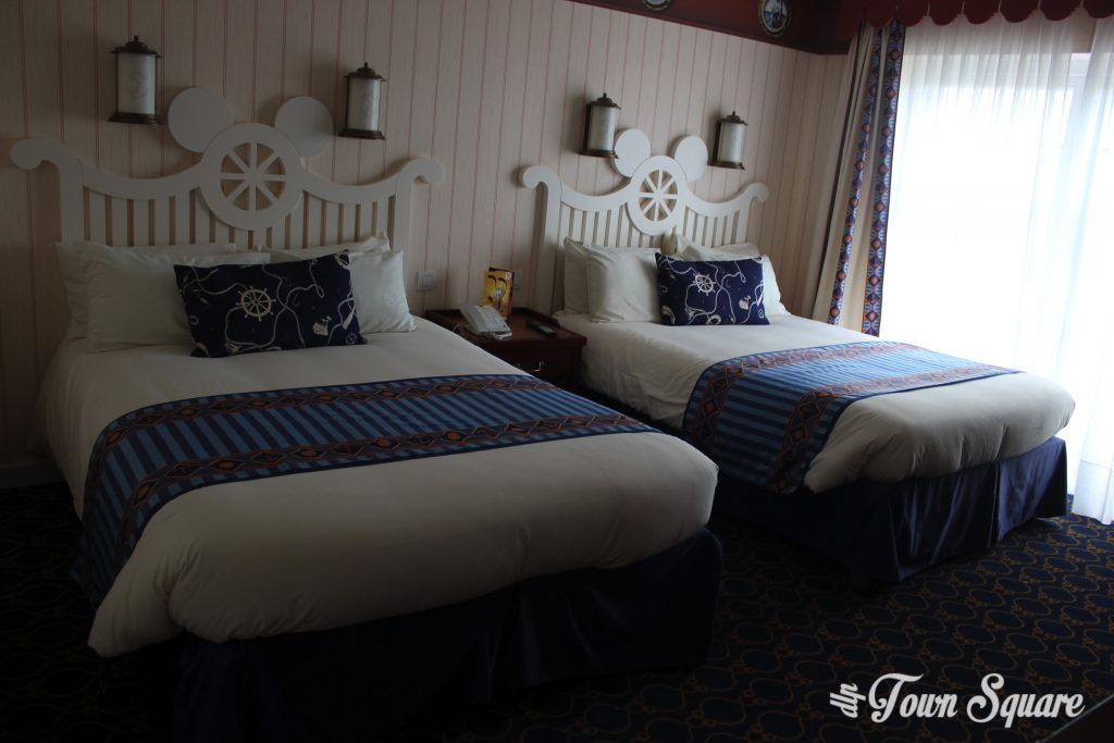 Disney's Newport Bay Club Room Disneyland Paris