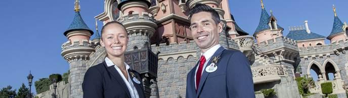 Disneyland Paris Ambassadors 2017/18