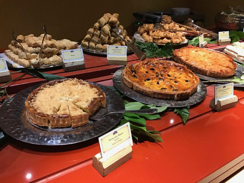 Agrabah Cafe Dessert