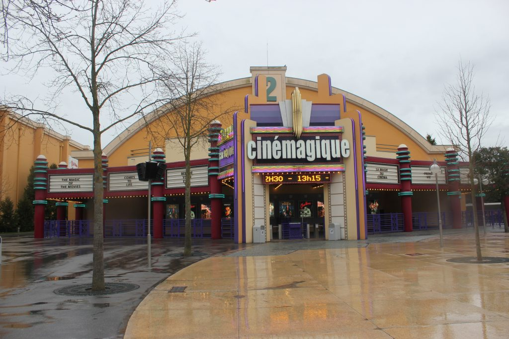 Cinemagique at Disneyland Paris
