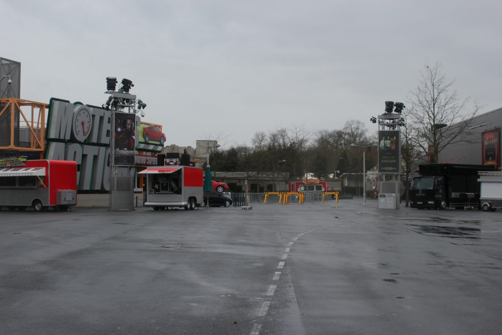 Backlot - Walt Disney Studios Park