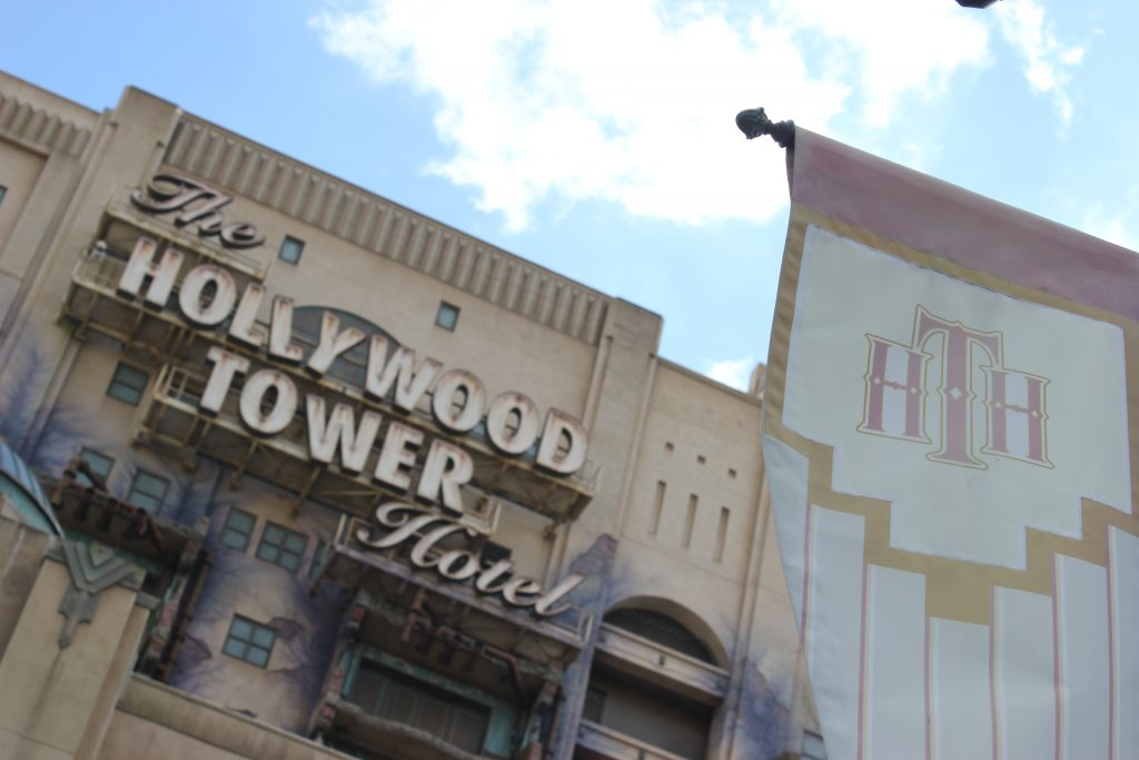 Hollywood Tower Hotel - Walt Disney Studios, Paris