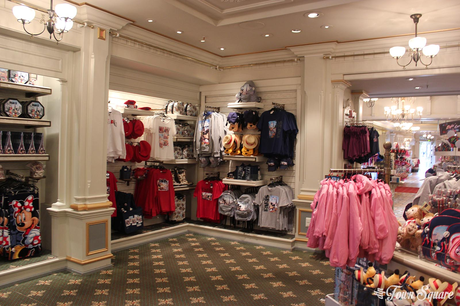 The Emporium shop at Disneyland Paris