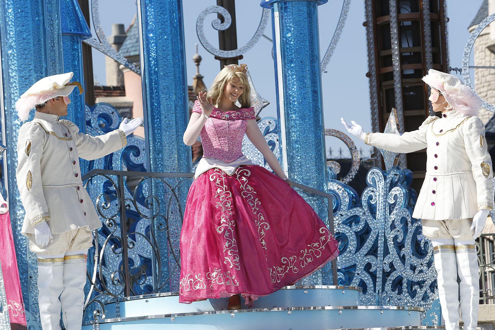 Starlit Princess Waltz - Aurora at Disneyland Paris