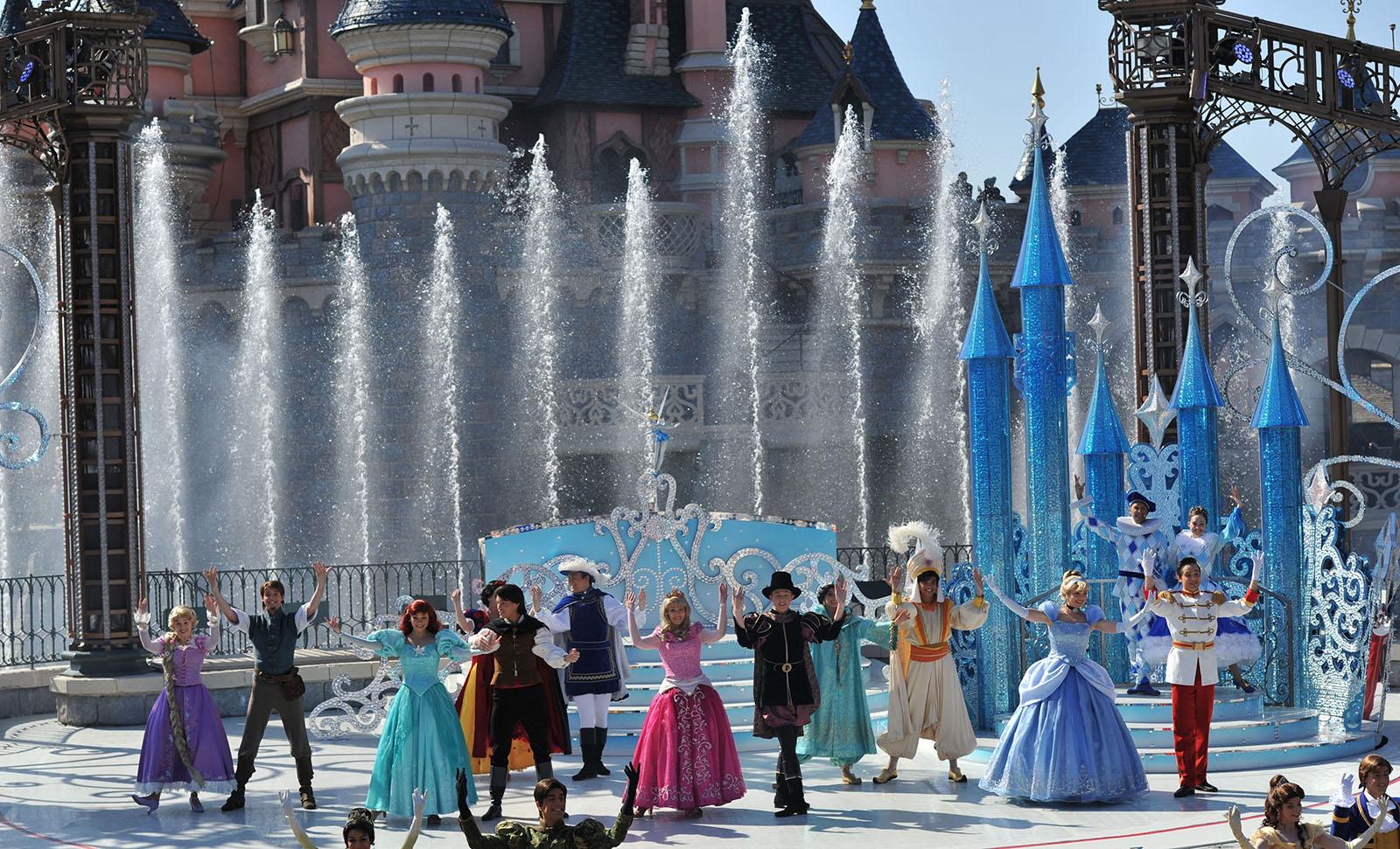 Starlit Princess Waltz - Disneyland Paris