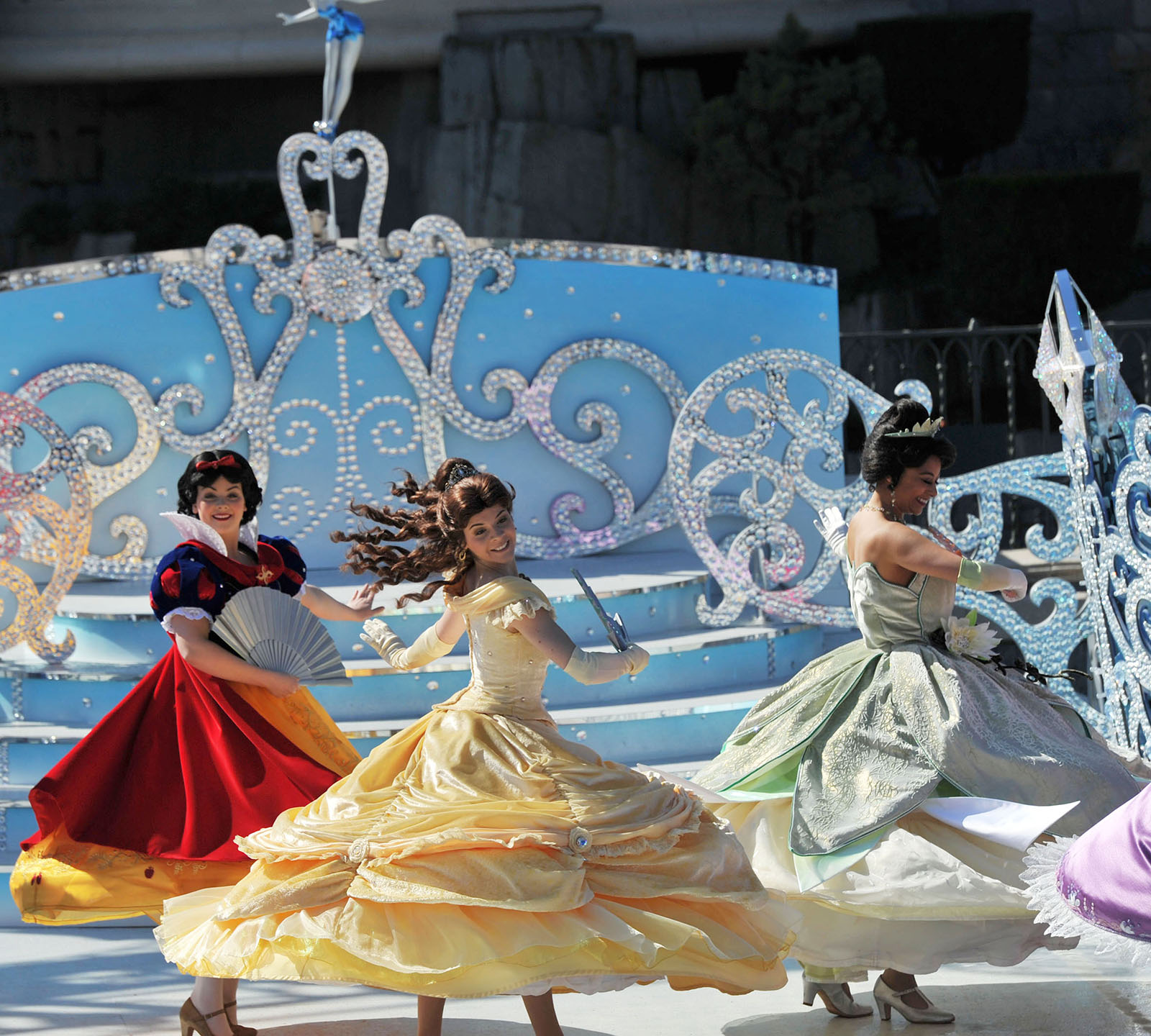 Starlit Princess Waltz - Disneyland Paris