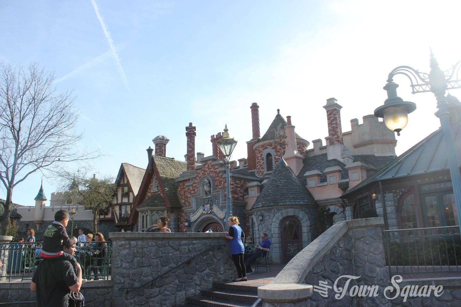 Toad Hall restaurant exterior