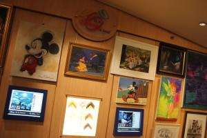Disney art on demand terminal