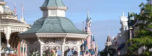 Town Square - Disneyland Paris