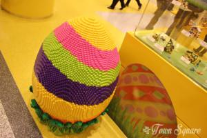 LEGO Store Easter Egg