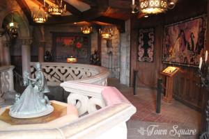 Disneyland Paris Castle Gallery