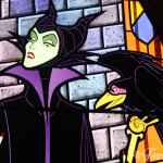 Maleficent in Disneyland Paris