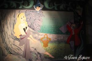 Sleeping Beauty Tapestry, Disneyland Paris Castle