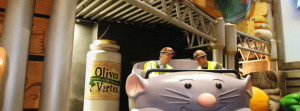Ratatouille Mini-site slider