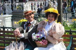 Welcome to Spring at Disneyland Paris - Swing into Spring