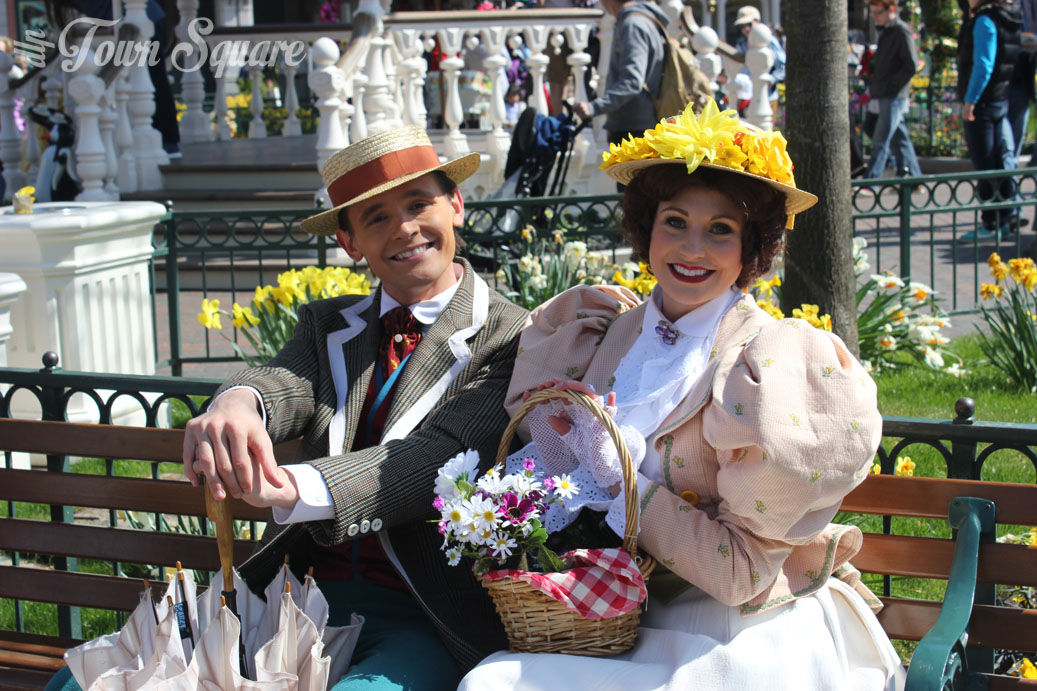 Welcome to Spring at Disneyland Paris - Swing into Spring