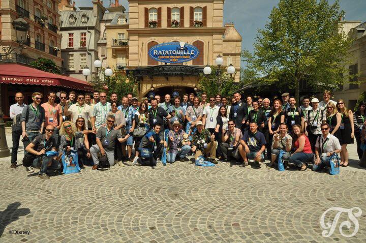 Fan Group photo Ratatouille