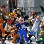 Happy Anniversary Disneyland Paris - Characters