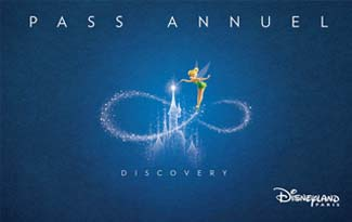 Disneyland Paris Discovery Annual Pass