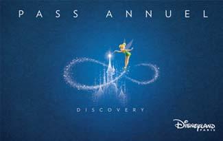 Disneyland Paris Discovery Annual Pass