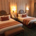 Disneyland Hotel Room at Disneyland Paris