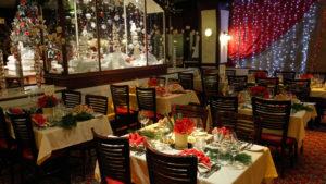 Christmas Eve Dining at Disneyland Paris