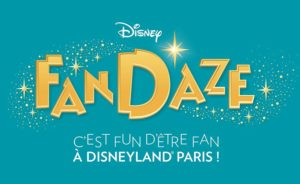 Disney FanDaze Logo