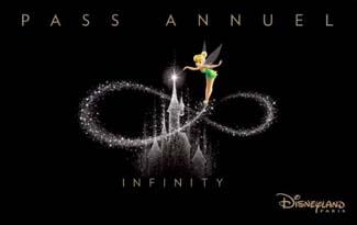 Infinity Disneyland Paris Annual Pass