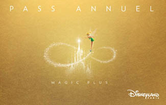 Magic Plus Disneyland Paris Annual Pass