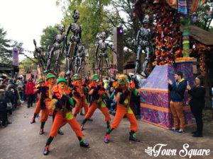 Goofy's Skeletoon Party at Disneyland Paris