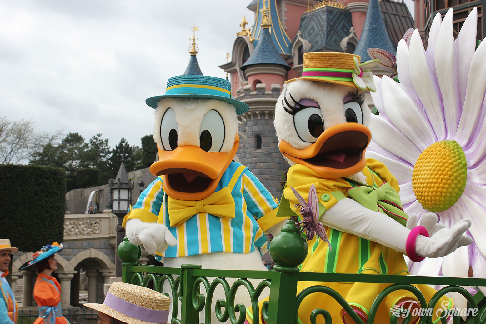 Swing into Spring at Disneyland Paris
