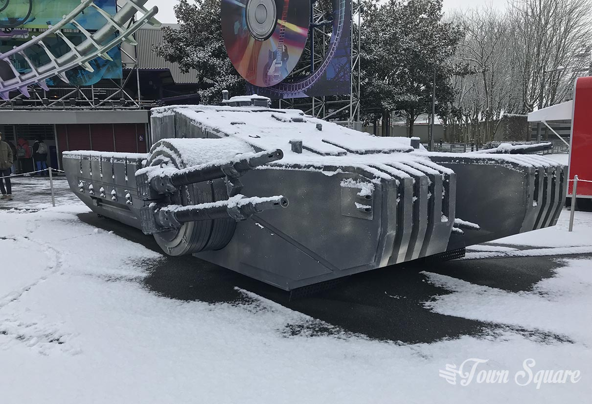 Combat Assault Tank - Rouge One Disneyland Paris