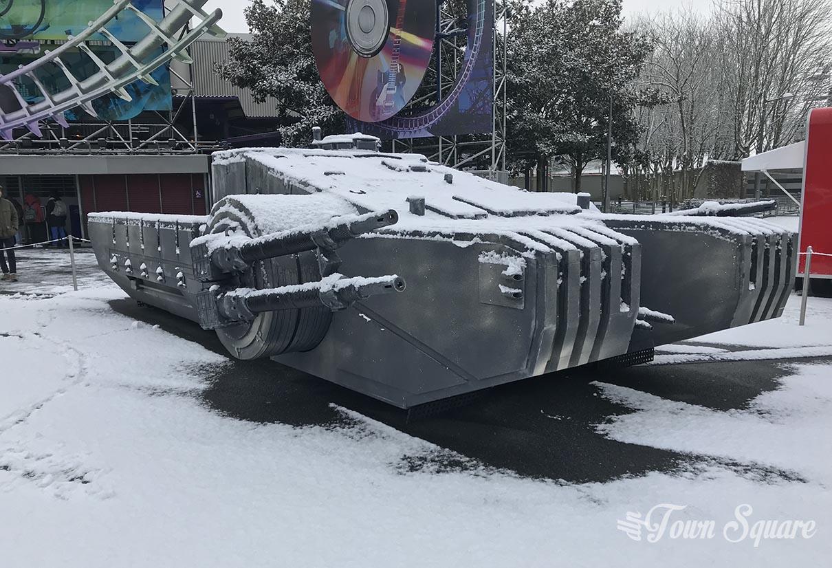 Combat Assault Tank - Rouge One Disneyland Paris