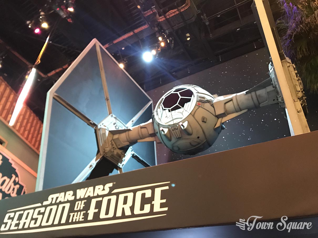 Tie Fighter - Disneyland Paris Season of the Force